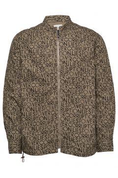 Abbott Shirt Bomberjacke Jacke Bunt/gemustert WOOD WOOD(116997140)