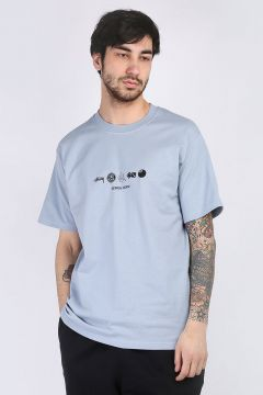 Футболка Stussy T-SHIRT GLOBAL DESIGN(115077232)