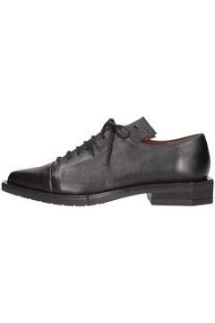 Chaussures Le Bohemien G83-6 Francesina Femme Noir(127951967)