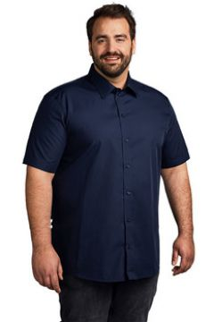 Chemise Promodoro Chemise Business manches courtes grandes tailles Hommes(101758370)