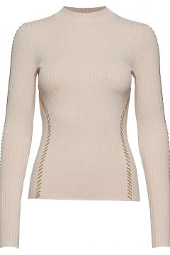 Tiffani Sweater Top Strickpullover Beige MARCIANO BY GUESS(114152903)