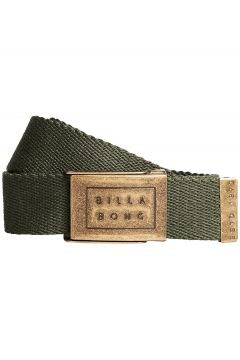 Billabong Sergeant Belt groen(100661556)