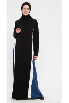 Robe Elif Okur Indigo / Noir(102879707)