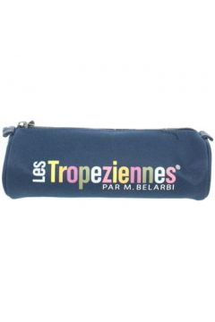 Trousse Les Tropéziennes par M Belarbi Trousse Les Tropeziennes ref_trop43789 Bleu 22*7(88611196)