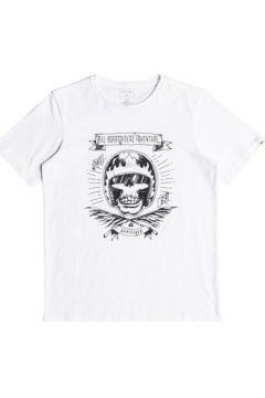 T-shirt enfant Quiksilver Classic Makau Ola - Camiseta para Chicos(115458944)