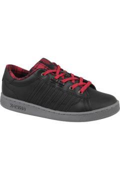Chaussures enfant K-Swiss Hoke Plaid 85111-050(88548363)