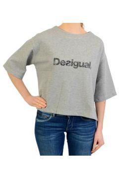 Sweat-shirt Desigual Sweatshirt Sweat Reversible Exorbidance(115461393)