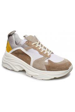 Mynthe Mesh Niedrige Sneaker Beige PAVEMENT(109112335)