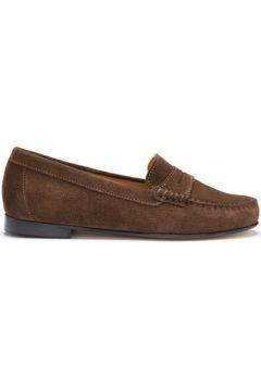 Chaussures Hugs Co. Mocassins penny daim(115428879)