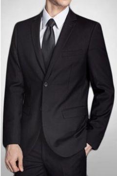 Vestes de costume Kebello Veste coupe classique H Noir(127855033)