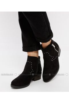 Black - Boot - Boots - Koton(110322272)