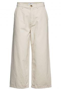 Mavis Ecru Jeans Mit Weitem Bein Loose Fit Creme ARNIE SAYS(114154283)