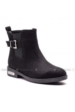 Black - Boot - Boots - Esem(110336601)