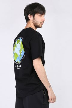 Футболка Stussy T-SHIRT GLOBAL DESIGN(115077234)