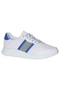 Memphis One Deichmann Beyaz-Mavi Erkek Sneaker(120453487)