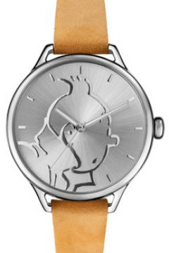 Montre Ice Watch Montre TINTIN en Cuir Beige Mixte(98497831)