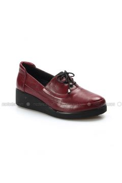 Maroon - Casual - Shoes - Fast Step(110317591)
