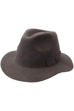 Chapeau Brixton Chapeau feutre femme Indiana washed-black(88563285)