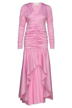 Oister Dress Kleid Knielang Pink NOTES DU NORD(114164270)