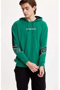 DeFacto Erkek NBA Lisanslı Boston Celtics Sweatshirt(119061517)