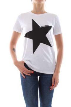 T-shirt Converse 10017504 CREW BIG STAR(101637632)