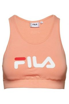 Brassières de sport Fila Top Femme Other Crop Top Saumon(115554365)