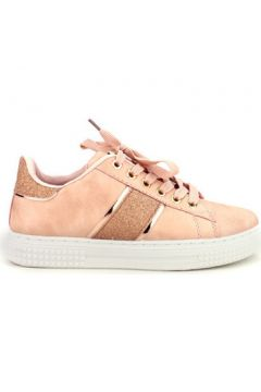 Chaussures Cendriyon Baskets Rose Chaussures Femme(115425707)