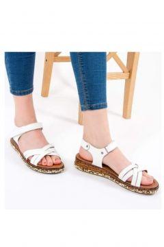 Ayax Bantlı Sandalet Poli(116830736)