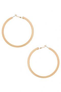 Серьги-кольца wrapped - Ettika(118964737)