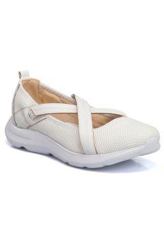 Teryy Beyaz Tekstil Kadın Ayakkabı 210033ı45(122303551)