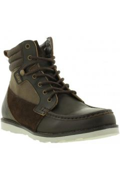 Boots DVS BISHOP brown leather cordura(98472109)