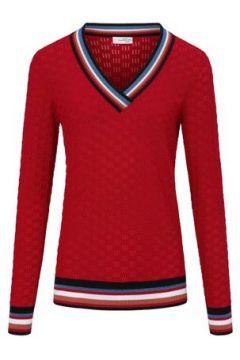 V-Pullover aus 100% SUPIMA®-Baumwolle Looxent mehrfarbig(110575735)