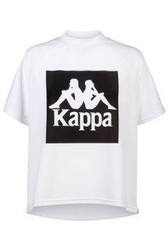 T-shirt Kappa AUTHENTIC BAZY BIANCA(115514551)