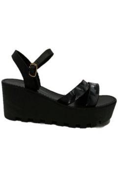 Sandales Cendriyon Sandales Noir Chaussures Femme(101647882)