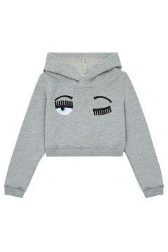 Sweatshirt mit Kapuze Flirting(117376507)