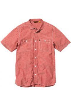 Chemise Caterpillar 2611029 Fundamental Shorts Sleeve Shirt(115431592)