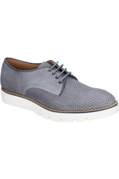 Chaussures Evc élégantes gris nabuk BS06(115442994)