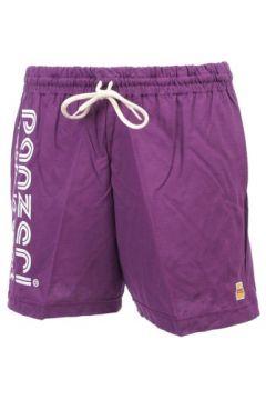Short Panzeri Uni a violet jersey short(127854407)