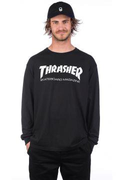 Thrasher Skate-Mag Long Sleeve T-Shirt zwart(85178210)