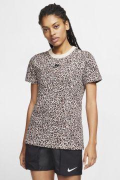 Nike Sportswear Hayvan Baskılı Kadın Tişörtü(111011041)