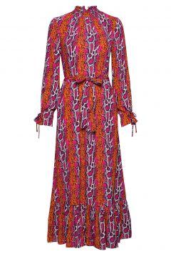 Paisley Dress Maxikleid Partykleid Rot RÉSUMÉ(114163768)