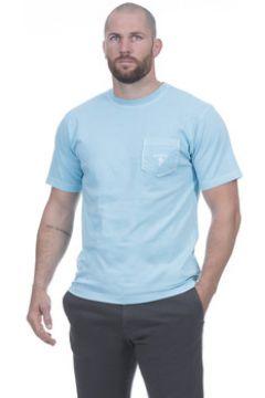 T-shirt Ruckfield T-shirt homme été turquoise(127890305)
