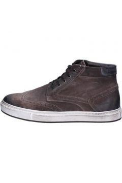 Chaussures Bruno Verri sneakers gris daim ay64(98485846)