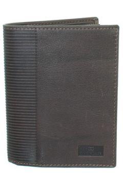 Portefeuille David William Portefeuille en cuir ref_lhc42529-marron(115557073)