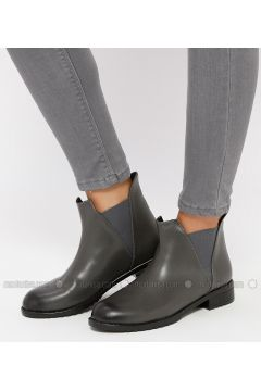 Gray - Boot - Boots - Snox(110318981)