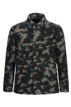 Peak Performance - Wool Camo Shirt - Cardigan Virginwool(108539971)