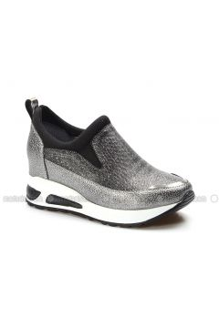 Silver tone - Sport - Sports Shoes - Fast Step(110317757)