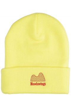Moodswings Ups & Downs Beanie geel(85175362)