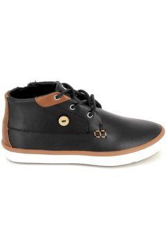 Chaussures enfant Faguo Wattle Leather BB Noir(115459666)