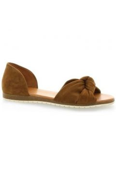 Sandales Apple of Eden Nu pieds cuir velours(115612778)